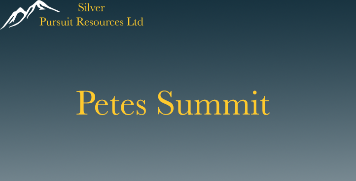 Petes Summit