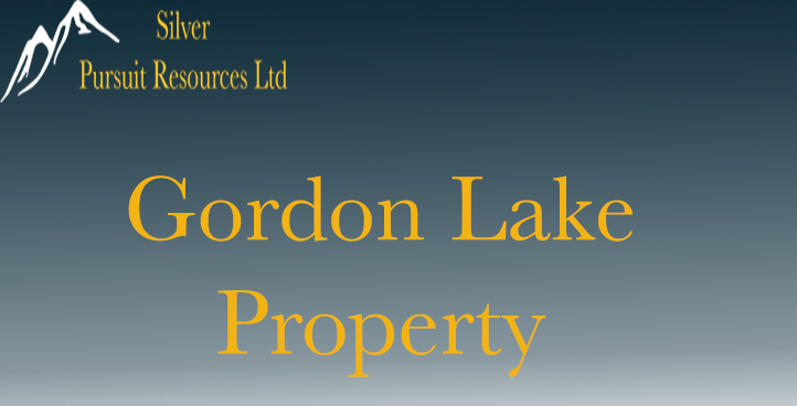 Gordon Lake Property